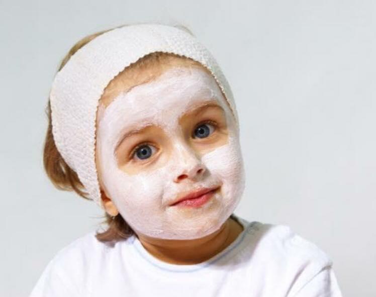 florentina-masque enfant